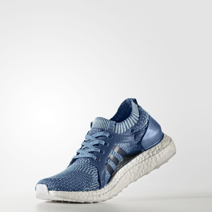 2be89b3639a67 Ultraboost X Parley Shoes Core Blue 7.5 Womens in 2019