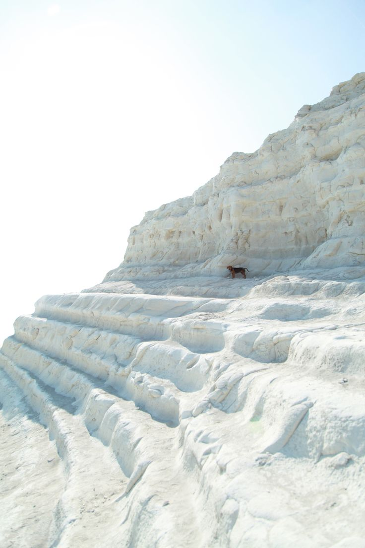 Turkish Steps (Scala dei Turchi), Sicily
