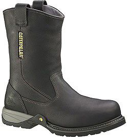 89725 Caterpillar Men's Gladstone Safety Boots - Black