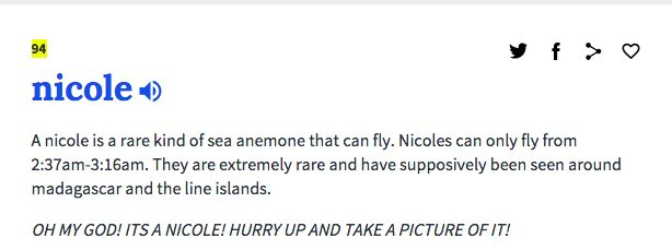 michelle name meaning urban dictionary