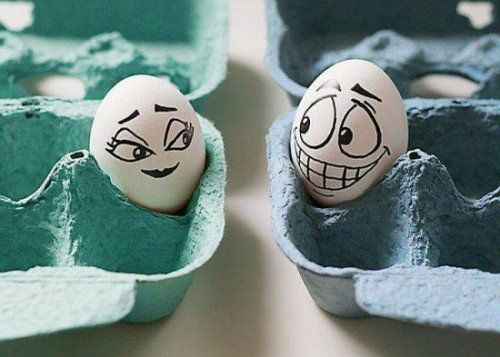 Lustige Ostereier - 22 Deko-Ideen für ein noch fröhliches Fest