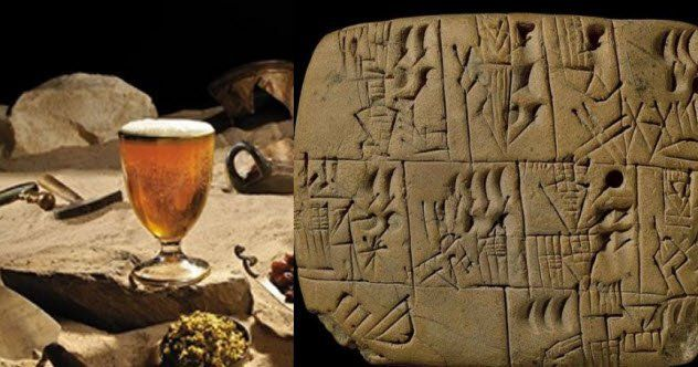 n 3000 BC, a group of Sumerian workers left their homes to work for a powerful man. This was at the dawn of civilization before the country used currency. Workers were paid in beer instead of coin.As a receipt for their payment, a Sumerian bookkeeper tacked up a clay tablet that survives today. The tablet only says that the men were given beer for work—but it's a fascinating look into what life was like before money.Most men could provide shelter and food for their families by the toil of…