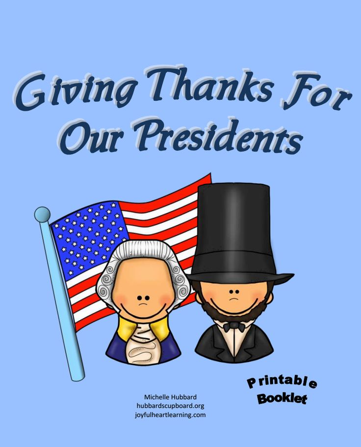 Hubbards Cupboard has a FREE Giving Thanks for Our Presidents Booklet. This wonderful resource is here just in time for President's Day, too.  Here are ad