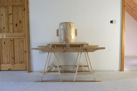 IKEA Butter Churn for Gneeveguilla, Co. Kerry : GARETH KENNEDY