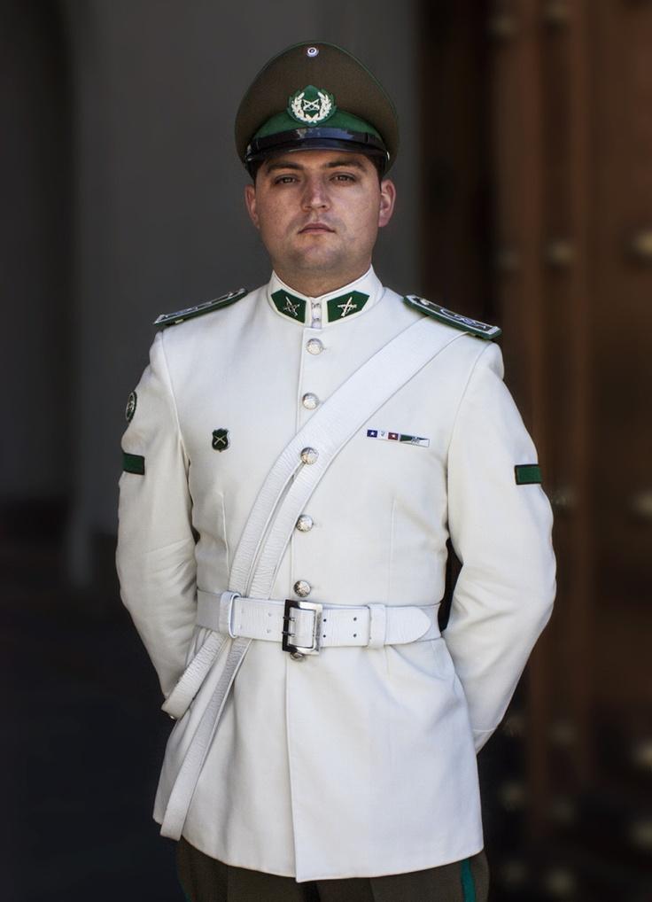 Guardia de Palacio de Carabineros de Chile, Santiago, Chile