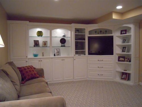 Best 25+ Corner Entertainment Centers Ideas On Pinterest