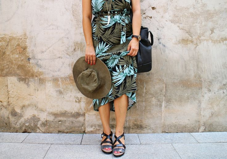 fashion blogger mallorca, vestido tropical zaful, personal shopper mallorca, blog mallorca, blog zapatos, raza clubber, tally weijl, fluchos