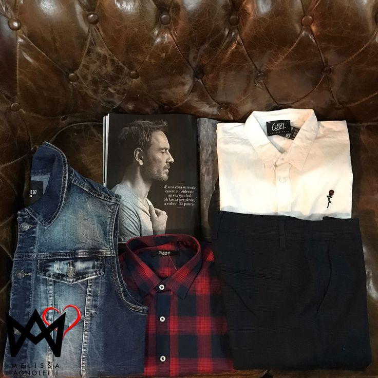 Pantaloni, camicia, e gilet per il tuo Outfit uomo!!! Visita il nostro Shop On-Line per scoprire tutti questi prodotti!