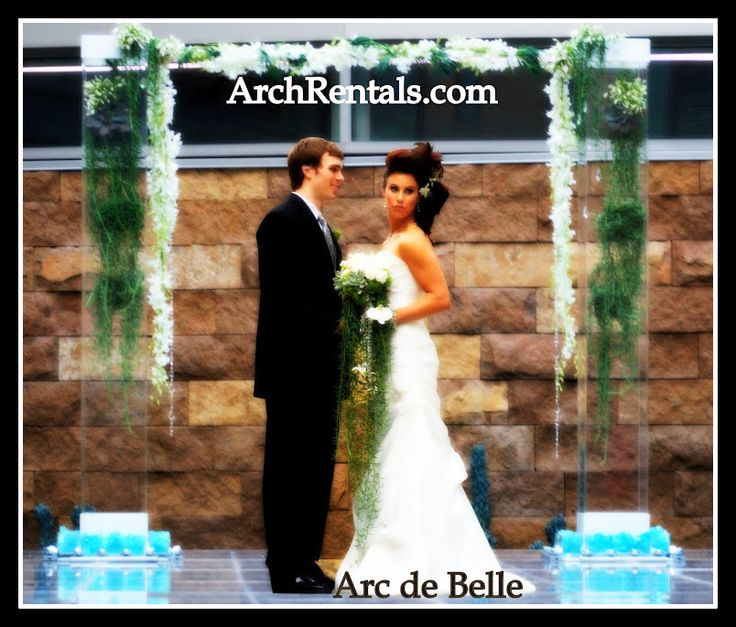 Wood Wedding Altar Canopy Rentals Los Angeles Orange: 110 Best Arc De Belle Lucite, Acrylic Wedding Chuppah