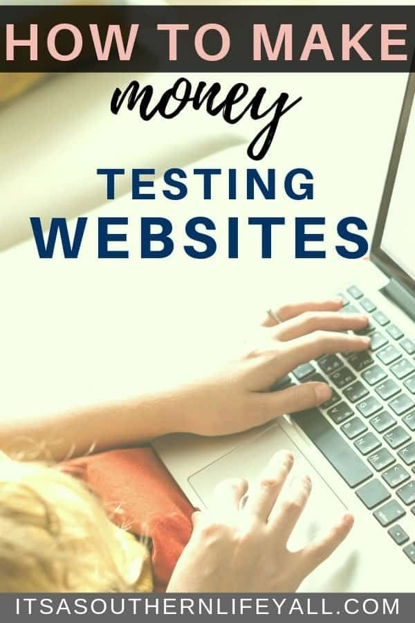 Make money testing websites to help you achieve financial peace with a side hustle. – Business Promotion