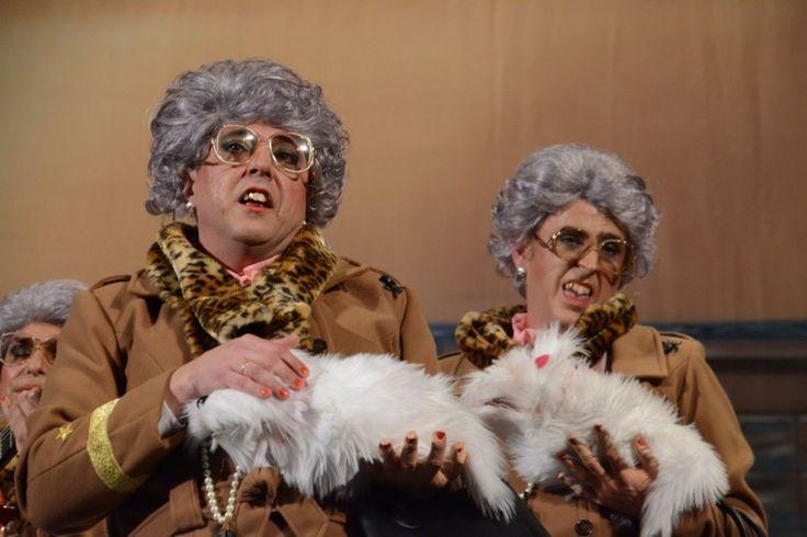 Grupo Mascarada Carnaval: El Selu vuelve al  teatro Guimerá