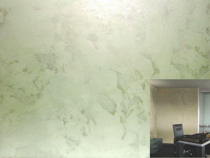 #benatskystuk #venetianplaster #dekoracniomitka #fauxfinish #decorativefinish #barvysanamrco #brno www.barvy-sanmarco.cz
