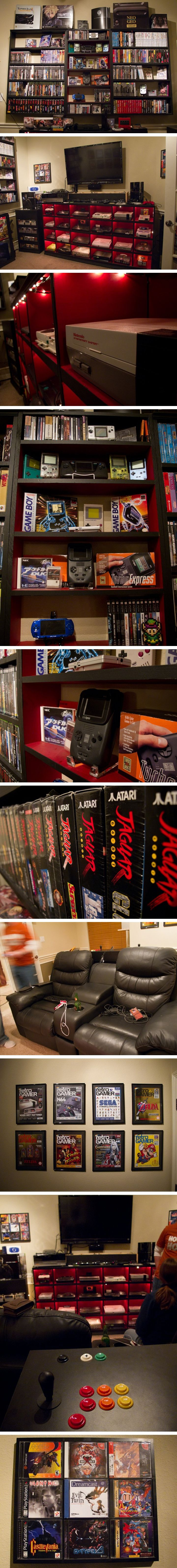 collector of video #games