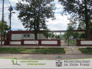 Así Somos: El municipio de Deán Funes acondiciona los Centros...