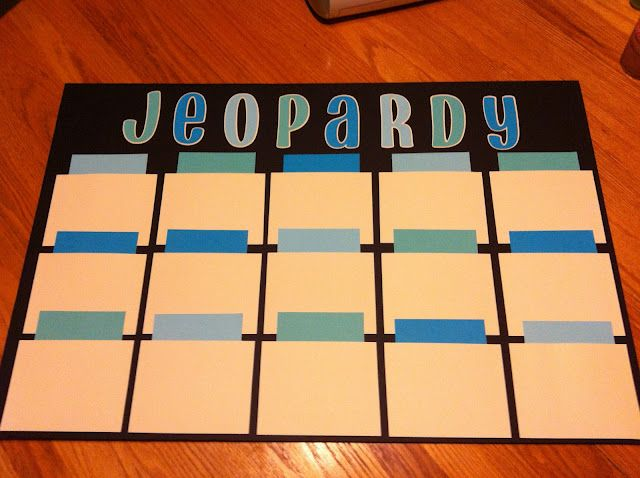 17 best jeopardy images on Pinterest Baby shower jeopardy - sample jeopardy powerpoint