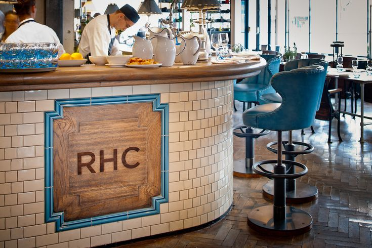 The Riding House Café   London