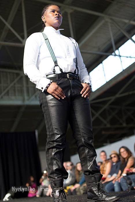 313 best images about studs butches make masculine look for Tuxedo shirt no studs