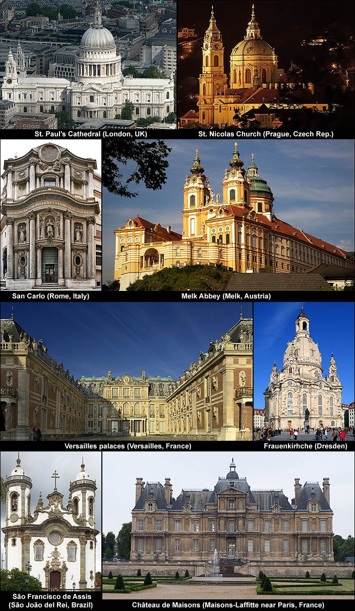 15 best images about baroque and rococo 1600 1800 on for Dutch baroque architecture
