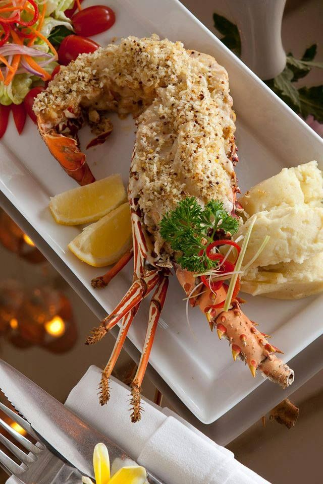 Lobster Thermidor  Always fresh on the menu, our lobster thermidor has been a firm favourite since the early days. If you've somehow neglected to sample this delicious dish, get to Jemme ASAP – it comes highly recommended.  For further details, enquiries and bookings, please call (0361) 4732392 /(0361) 4733508 or email us: reservation@jemmebali.com