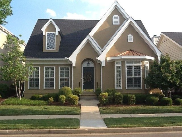 painting brick houses pictures | Exterior Paint Colors For Brick Homes - AxSoris.com