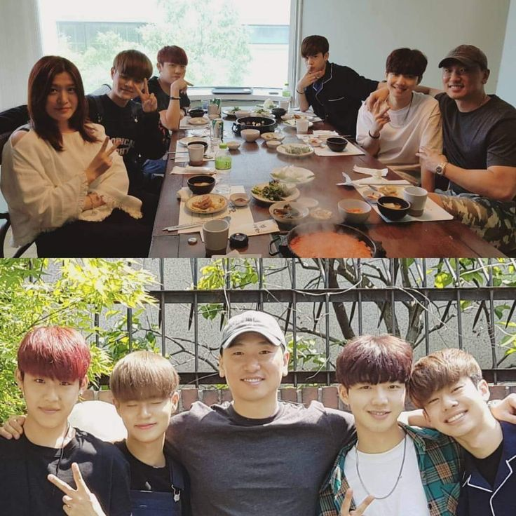 Brandnewboys Lim youngmin Kim Donghyun Park Woojin Lee Daehwi
