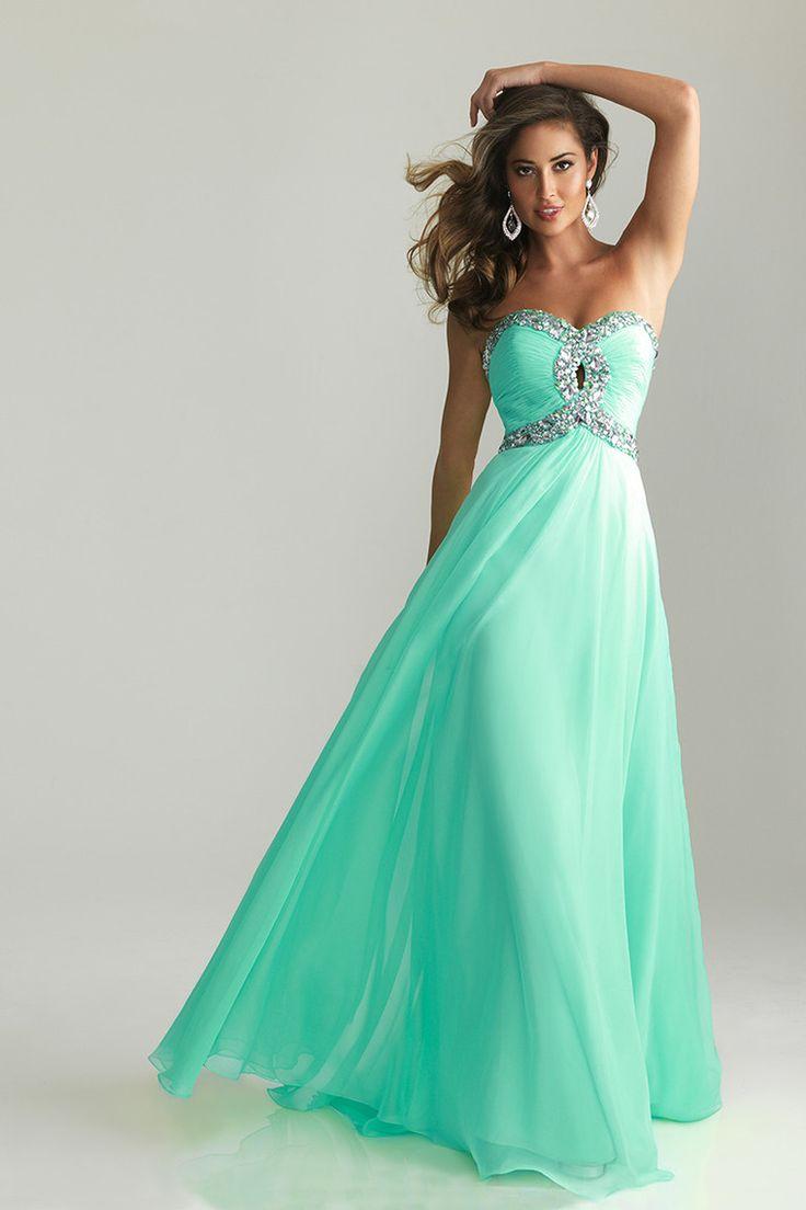 61 best lovingdressess images on Pinterest | Formal prom dresses ...