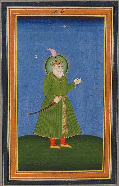 Muhammad Quli Qutb Shah, fifth Sultan of Golconda and founder of Hyderabad