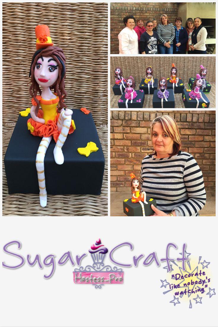 https://m.facebook.com/hostesspro.co.za #cakedecorating #sugarcraft