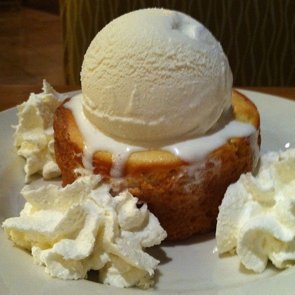 The Alchemist of Food: Warm Butter Cake