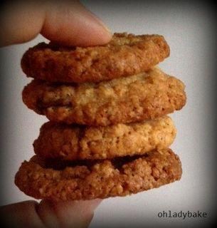 oh lady bake!: havermoutkoekjes