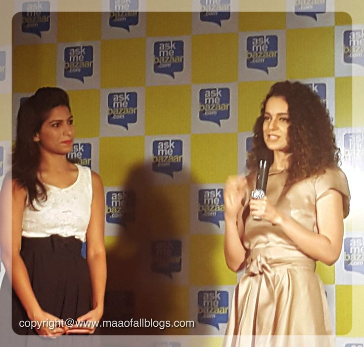 Kangana at ask me
