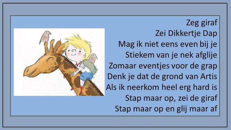 Herman van Veen - Dikkertje Dap