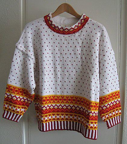 Ravelry: Kolibri 6514 pattern by Sigrun Gilje Hindal