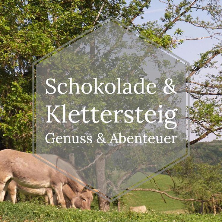 zotter Schokolade, Tiergarten & Klettersteig - Ein Tag in der Südoststeiermark