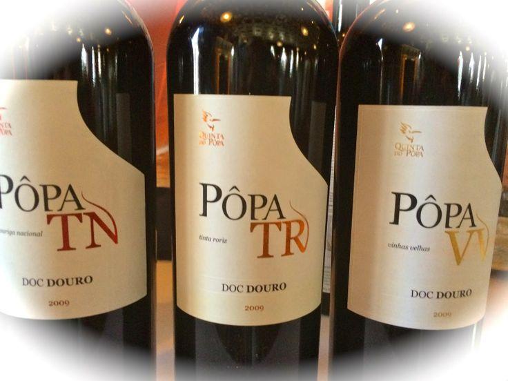 Top marks to Quinta do Pôpa wines| spaswinefood