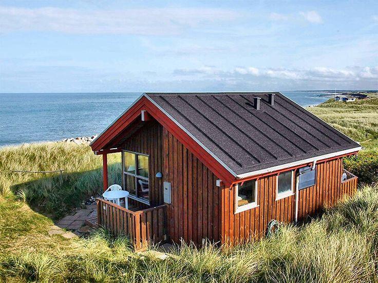 Huggeliges Ferienhaus Dänemark Lønstrup direkt am Meer