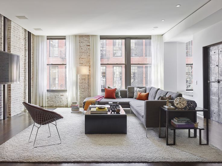 natural lighting futura lofts. A RENOVATED LOFT IN SOHO All Of The Natural Light Enters Apartment From Living Room Windows. Worked With Tamara Eaton Desig. Lighting Futura Lofts F