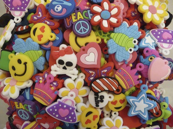 Rainbow Loom Shop - Charms for Rainbow Loom/Fun Loom/Cra-z Loom, $5.00 (http://www.rainbowloomshop.com.au/charms-for-rainbow-loom-fun-loom-cra-z-loom/)