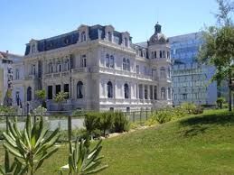 Palacete Sotto-Mayor, Lisboa, Av. Fontes Pereira de Melo