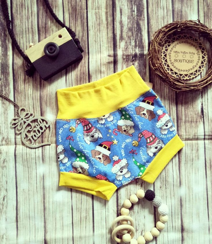 Boy's Christmas Shorts