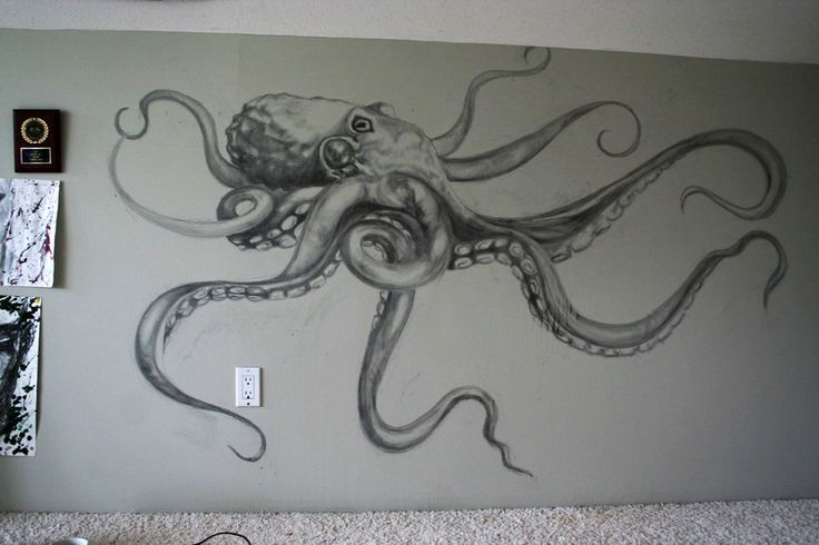 Octopus+II+by+FICTIONpills.deviantart.com+on+@deviantART