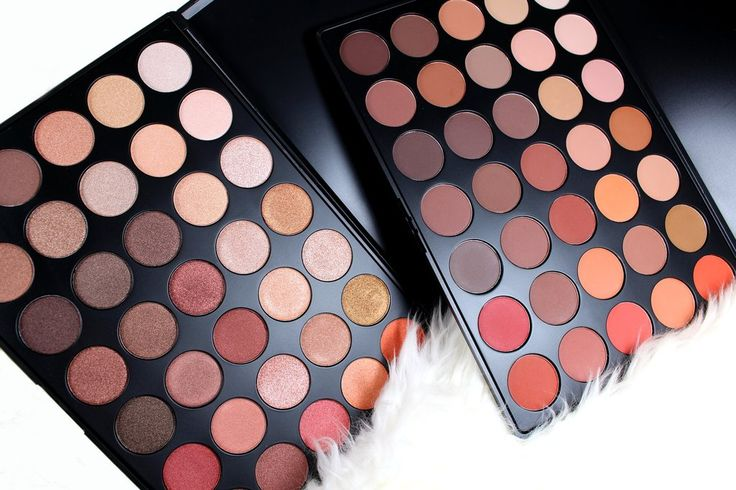 I like both of the palattes (350S and 350M), but also the matte one individually (350M) - use code MANNYMUA at checkout for 10% off