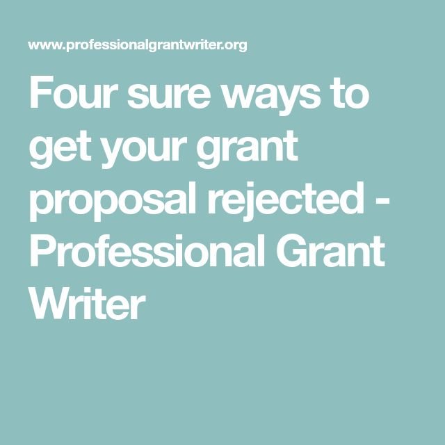 The 25+ best Grant proposal ideas on Pinterest Writing a - grant proposal template example