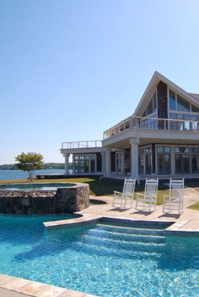 25 best ideas about luxury beach homes on pinterest for Dream homes ontario