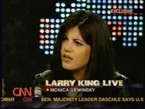 Monica Lewinsky on Larry King (part 5)