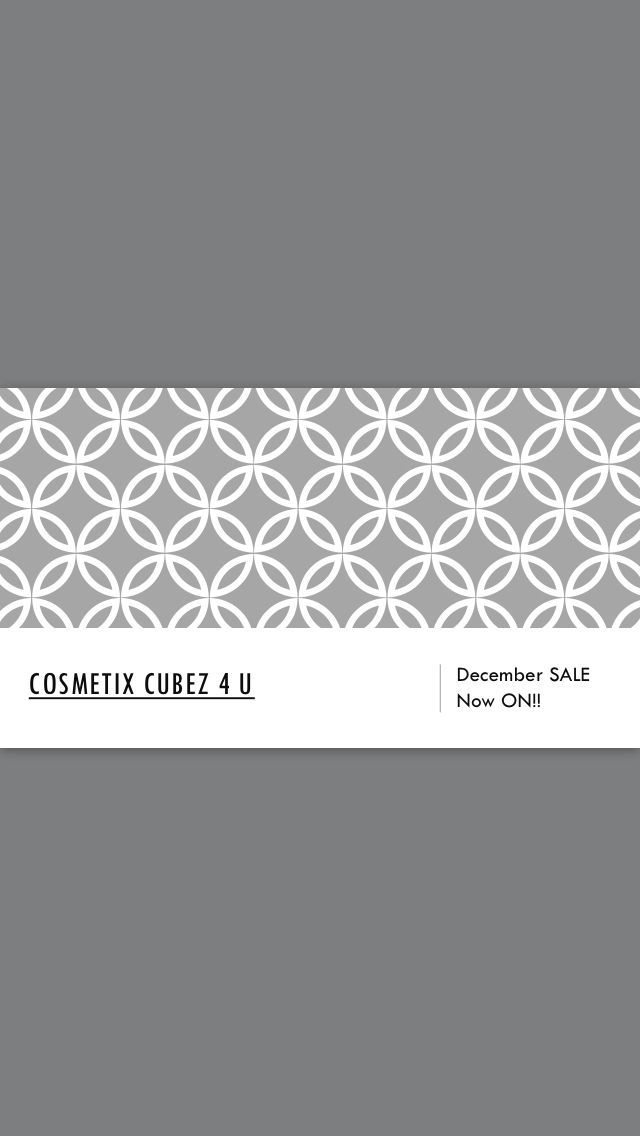 December Sale! 2015