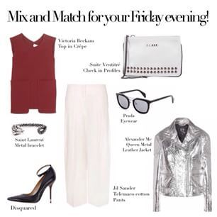 Outfit for your evening