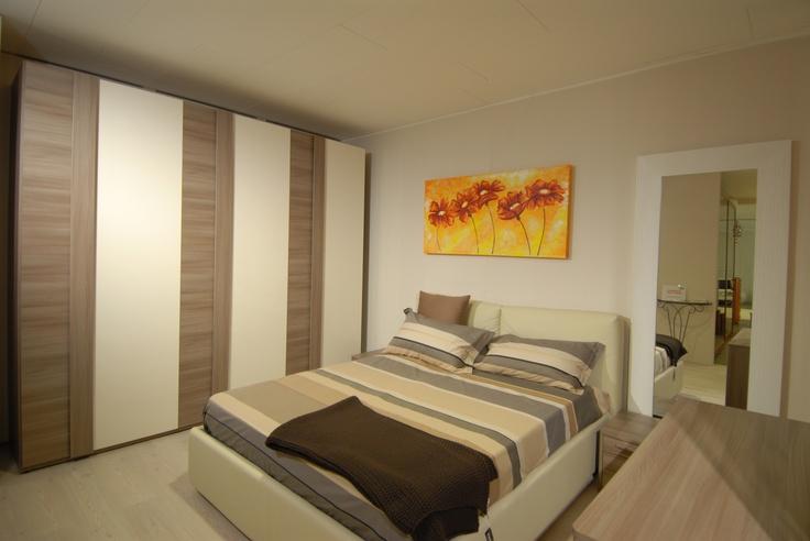 Disponibile la Nuova camera Vitality con letto in Ecopelle completa di contenitore ..