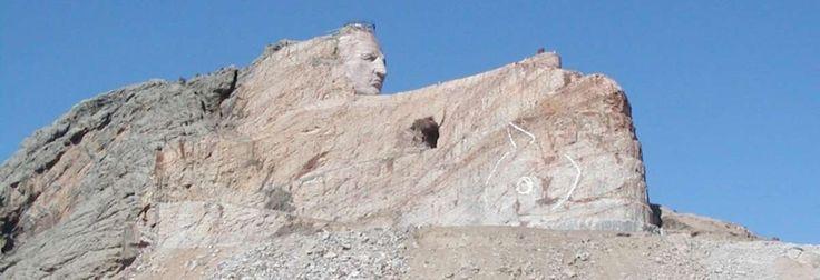 Crazy Horse Mountain Memorial 12151 Avenue Of The Chiefs, Custer, South Dakota 57730 USA