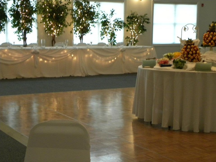 Catering by dream weaver prince frederick md wedding